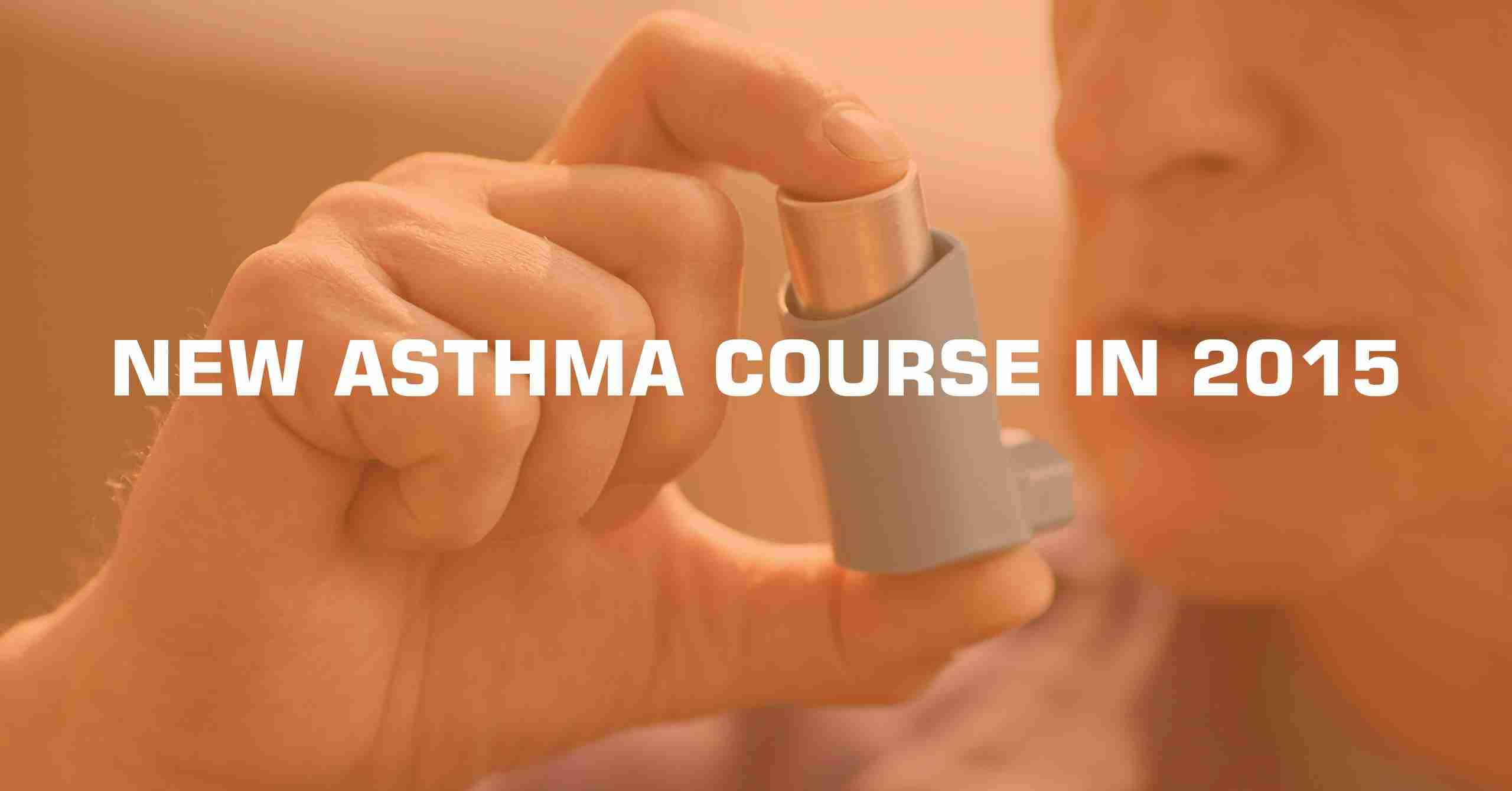 NEW ASTHMA COURSE IN 2015 min scaled