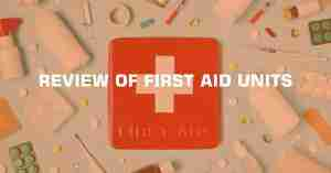REVIEW OF FIRST AID UNITS min