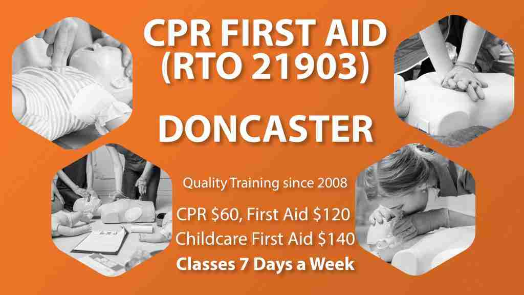 First Aid Course Doncaster