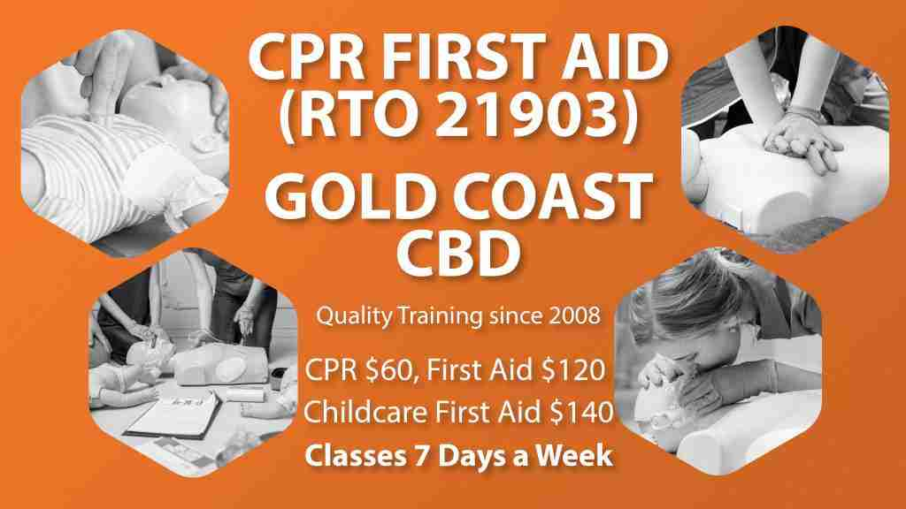 First Aid Course Gold Coast