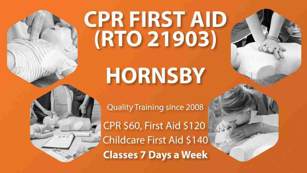 First Aid Course Hornsby
