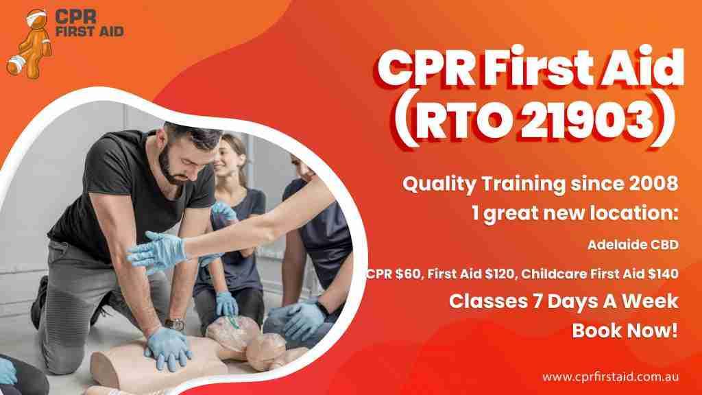 First Aid Course SA