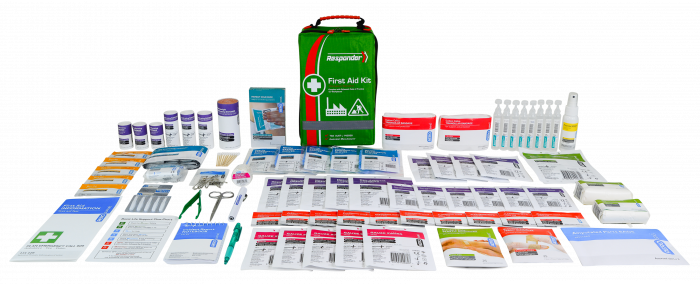 Responder 4 Series – First Aid Kit Workplace 2