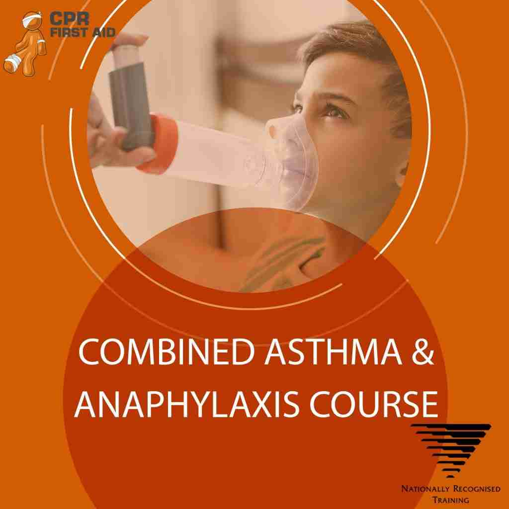 combined asthma and anaphylaxis first aid course