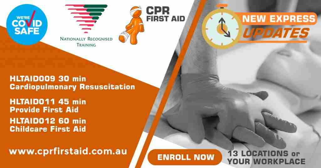 express refresher first aid courses